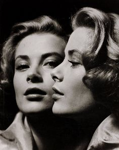 Grace Kelly. Princess. In 1959. Through the lens of Philippe Halsman.