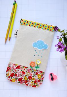 Welcome spring, Pencilcase