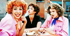 Grease. One of my favourite movies growing up. Of course, Riz was my all time fav character.