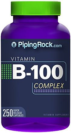B100 Vitamin B Complex 250 Capsules ** Check this awesome product by going to the link at the image.