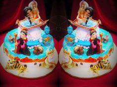 Aladdin jasmin and their fairy tale...