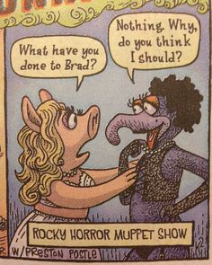 Rocky Horror Muppet Show