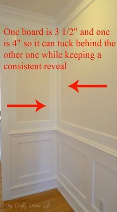 Wall Treatment Specs article handy for those who don't design and plan out moldings on a regular basis. Lots of hints on measurements.