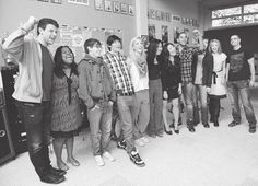 The cast in season 1 <3