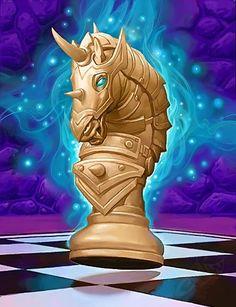 Ivory Knight - Card - Hearthstone