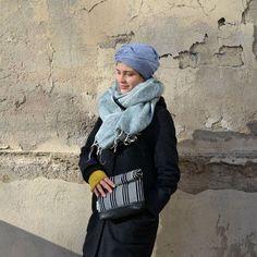 AILI-laukku, mustavalkoraita   Weecos