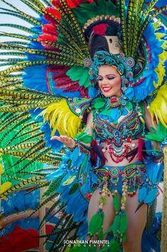 Culeco de Martes de Carnaval. Rosario Mayela, Calle Arriba de Las Tablas 2016.
