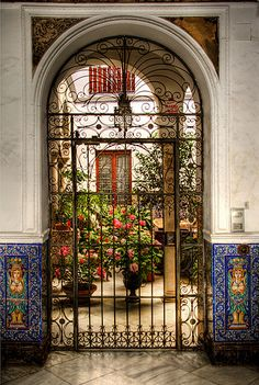 Patios of Sevilla More