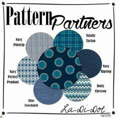 Pattern Partners - La-Di-Dot Go to: www.followinglifesbreezes.com Click Shop Now