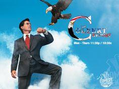 Stephen Colbert: Satirical Genius