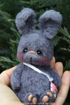 Bunny Gray By OlFa - Bear Pile