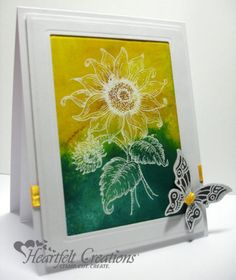 Heartfelt Creations | Sunflower Burst