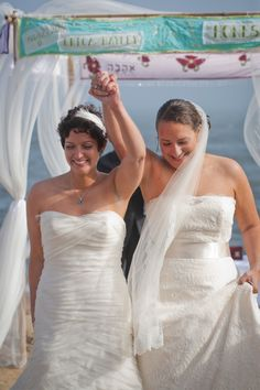 5 Tips to Help You Attract More LGBTQ Couples to Your Wedding Business #lesbianfriendly #supportwomen #attractive Lgbt Wedding, Social Media Tips, Lesbian, Attraction, One Shoulder Wedding Dress, Wedding Planner, Marriage, Bride, Couples