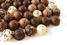 Chocolate truffles are actually quite easy to make. Stella Rosa wine-infused truffles are just as easy to make. Try our recipe on our blog at http://stellarosawines.com/