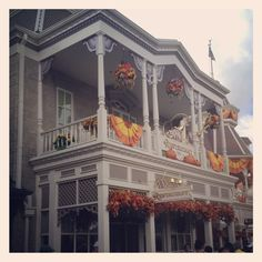 The Plaza Restaurant in Magic Kingdom at Disney World