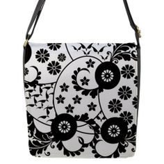 Floral Life Circles Flap Closure Messenger Bag (Large) It has a main zippered compartment with two internal pockets and an extra open pocket in the front for your mobile device, wallets and other smaller essentials. http://www.circusvalleymall.com/product/0202-41538206/floral-life-circles-flap-closure-messenger-bag-large
