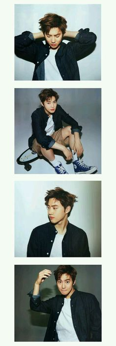 Suho for ViVi Magazine K Pop, Chen, Dramas, Kim Joon Myeon, Chanyeol Baekhyun, Korea, Kim Minseok, Exo Ot12, Kpop Exo