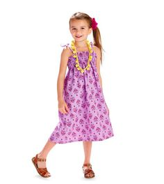 Girls Indian purple smocked dress from Tea Collection - loooove this. And every purchase helps support girls in need