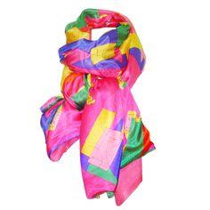 fular de seda reversible JULUNGGUL Hecho en España. Silk foulard. www.julunggul.com Complementos de seda