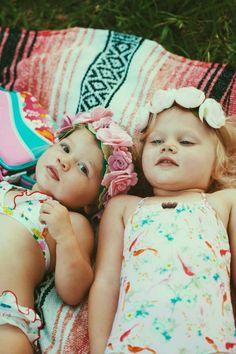 Boho Girls Swimwear | Sunuva