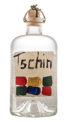Tschin. Swiss Gin