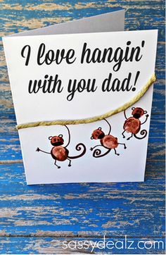 20 Father's Day Gift and Card Ideas