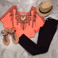 Cute outfit from #wetseal
