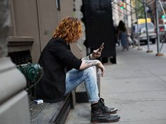 On the Street…Broome St., New York « The Sartorialist