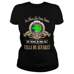 Awesome Tee  Villa de Alvarez Colima Shirts & Tees