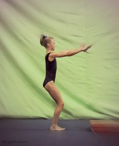Make sure you are spending time in the gym teaching your gymnasts how to land. It will make for happier, healthier gymnasts