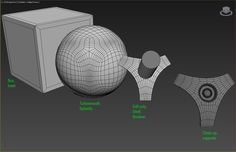 FAQ: How u model dem shapes? Subd mini-tuts AKA USE THE RIGHT AMOUNT OF GEO - Page 226 - Polycount Forum