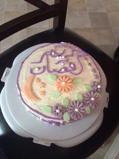 كعكة رمضان