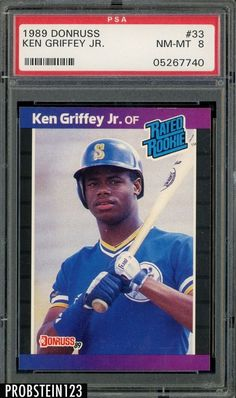 7f80f5555a 111 Best Griffey JR images in 2019 | Ken griffey, Seattle Mariners ...