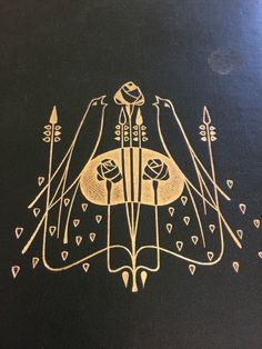 Beautiful cover to a 1908 book of poetry by Robert Browning, for sale on our eBay shop http://www.ebay.co.uk/itm/182012060817