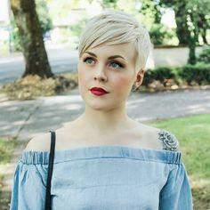 Best Short Pixie Hair Cut Tutorial 2017 2018