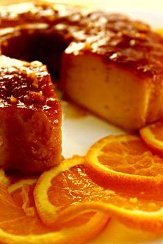 Aprenda a fazer uma deliciosa sobremesa de pudim de laranja simples. A receita é rápida e fácil de fazer.