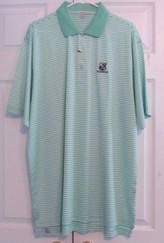 """Peter Millar Men's Golf Shirt, XL, """"Grassland"""", 100% Cotton, New With Tags #PeterMillar#33%offsale"""