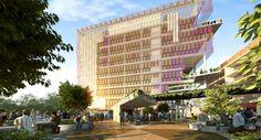 Edificios universitarios sostenibles. Universidad de Queensland