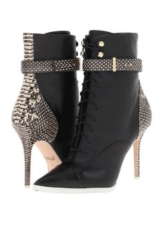 Rachel Roy Mesa Ankle Boots - Leather Ankle Boots Fall 2013