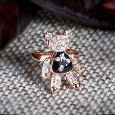 Anello Orsetto Teddy #teddy #ring #bear