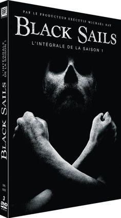 Black Sails - L intégrale de la saison 1 - DVD NEUF SERIE TV