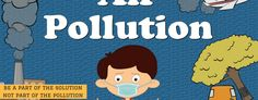 Be the part of solution not the part of pollution