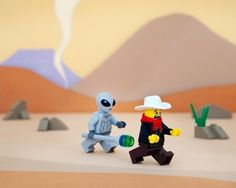 States expressed in single lego scenes--this is NM @pinoncoffee