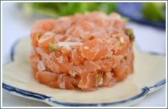 Lazac tatár Risotto, Cabbage, Keto, Vegetables, Cooking, Ethnic Recipes, Food, Kitchen, Essen