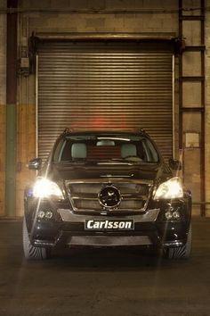 Carlsson CGL45 Mercedes-Benz GL Grand Edition