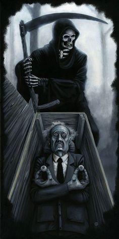 Death In A Dream by Jeff Christensen