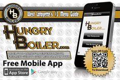 HungryBoiler.com 2012 New Student Flyer