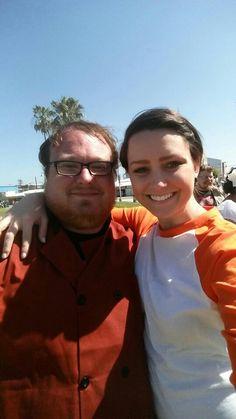 Megan and Matt