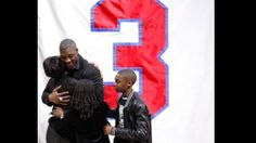 Ben Wallace number is retired in Detroit