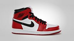 sports shoes 5d5b2 74cb1 Air Jordan 1 High OG - WhiteVarsity Red – Black